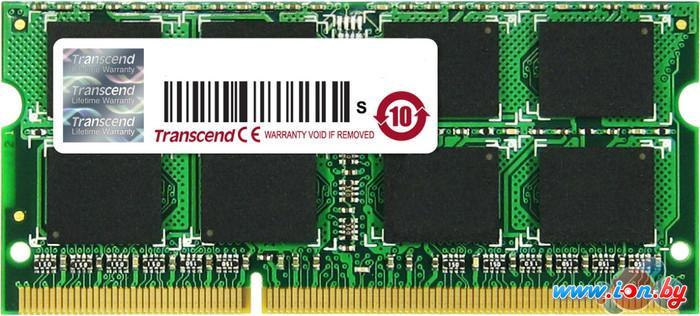 Оперативная память Transcend JetRam 8GB DDR3 SO-DIMM PC3-12800 (TS1GSK64V6H) в Могилёве