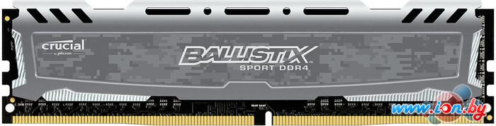 Оперативная память Crucial Ballistix Sport 8GB DDR4 PC4-19200 (BLS8G4D240FSB) в Могилёве