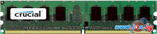 Оперативная память Crucial 8GB DDR3 PC3-12800 (CT102472BA160B) в Могилёве