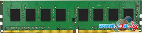 Оперативная память Kingston ValueRam 4GB DDR4 PC4-17000 (KVR21N15S8/4) в Могилёве