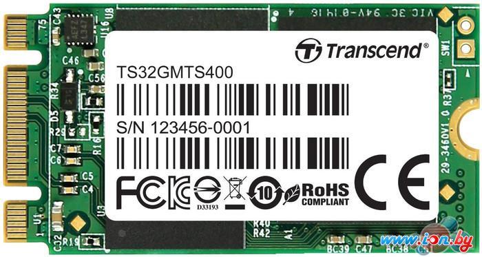 SSD Transcend MTS400 32GB (TS32GMTS400) в Могилёве