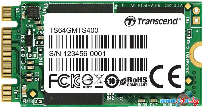 SSD Transcend MTS400 64GB (TS64GMTS400) в Могилёве