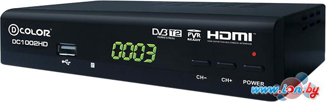 Приемник цифрового ТВ D-Color DC1002HD в Могилёве