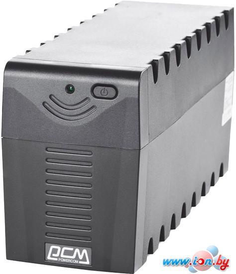 Источник бесперебойного питания Powercom RPT-600A SE01 600VA в Могилёве