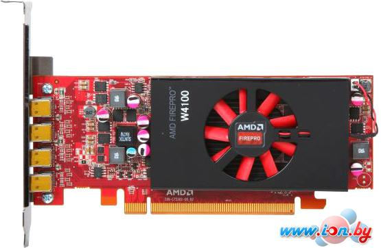 Видеокарта AMD FirePro W4100 2GB GDDR5 (100-505817) в Могилёве
