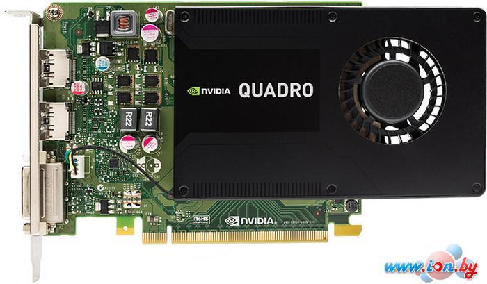 Видеокарта PNY Quadro K2200 4GB GDDR5 (VCQK2200-T) в Могилёве