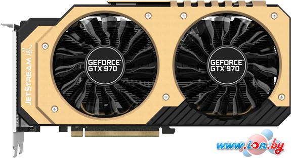 Видеокарта Palit GeForce GTX 970 JetStream 4GB GDDR5 (NE5X970H16G2-2043J) в Могилёве
