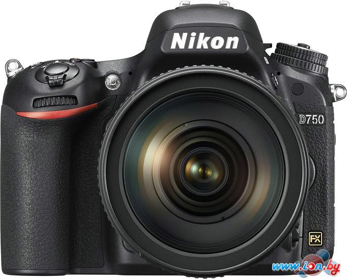 Фотоаппарат Nikon D750 Kit 24-85mm VR в Могилёве