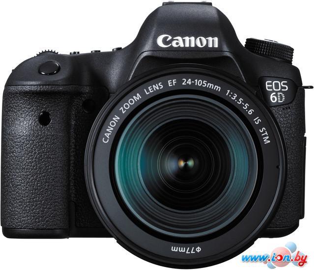 Фотоаппарат Canon EOS 6D Kit 24-105mm IS STM в Могилёве