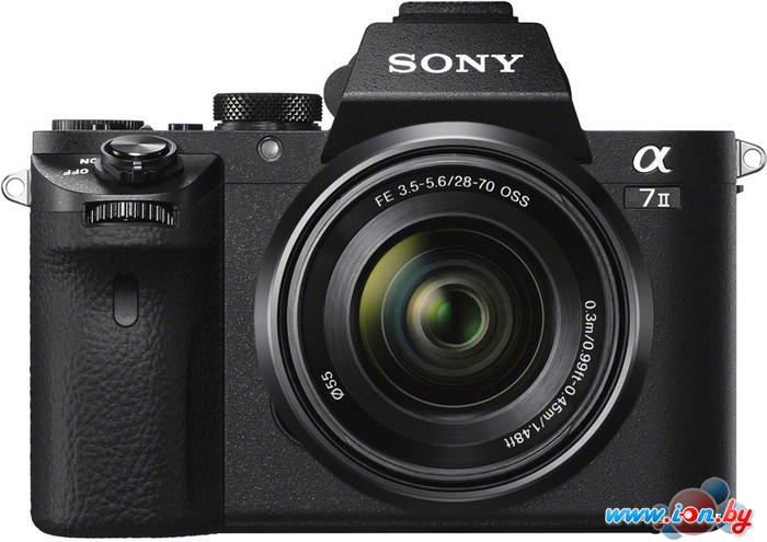 Фотоаппарат Sony a7 II Kit 28-70mm (ILCE-7M2K) в Могилёве