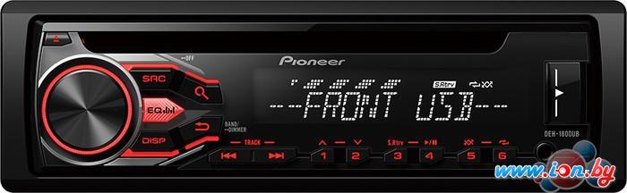 CD/MP3-магнитола Pioneer DEH-1800UB в Могилёве
