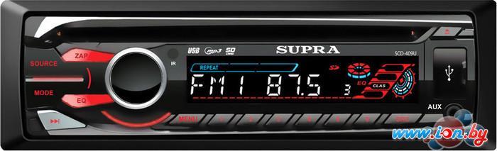 CD/MP3-магнитола Supra SCD-409U в Могилёве