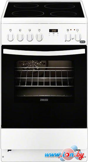 Кухонная плита Zanussi ZCV9553H1W в Могилёве