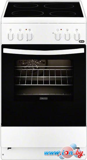 Кухонная плита Zanussi ZCV9550G1W в Могилёве