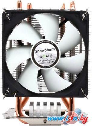 Кулер для процессора GELID Solutions SnowStorm (CC-SnowStorm-01) в Могилёве