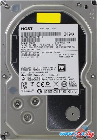 Жесткий диск Hitachi Ultrastar 7K6000 4TB (HUS726040ALE614) в Могилёве