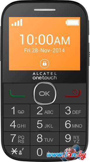 Мобильный телефон Alcatel One Touch 2004C Black в Могилёве