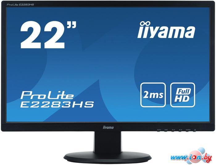 Монитор Iiyama ProLite E2283HS-B1 в Могилёве