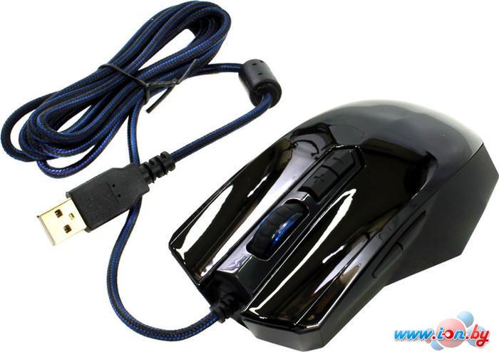 Игровая мышь SmartBuy 705G Black (SBM-705G-K) в Могилёве