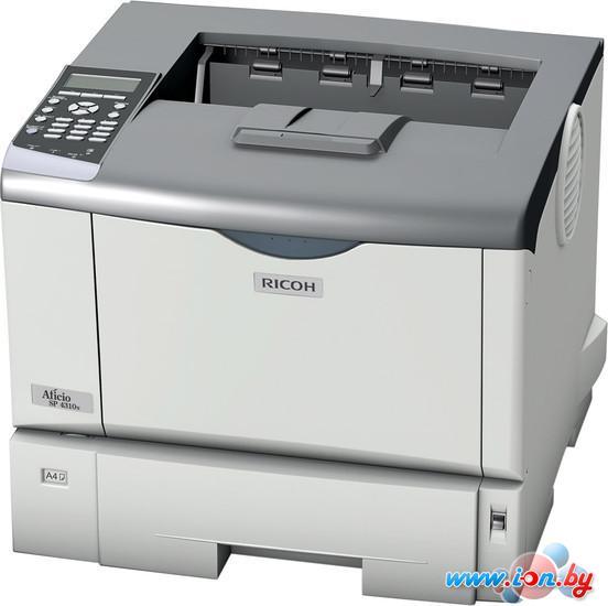 Принтер Ricoh Aficio SP 4310N в Могилёве
