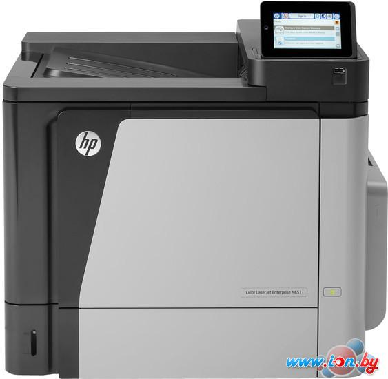 Принтер HP Color LaserJet Enterprise M651n (CZ255A) в Могилёве