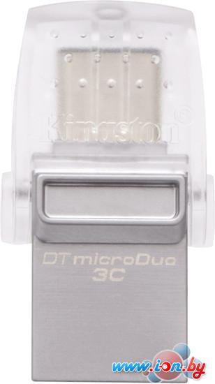 USB Flash Kingston DataTraveler microDuo 3C 64GB (DTDUO3C/64GB) в Могилёве
