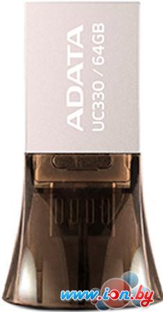 USB Flash A-Data Choice UC330 64GB (AUC330-64G-RBK) в Могилёве