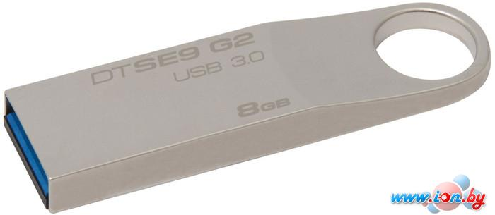USB Flash Kingston DataTraveler SE9 G2 8GB (DTSE9G2/8GB) в Могилёве