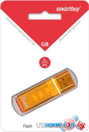 USB Flash Smart Buy Glossy Orange 16GB (SB16GBGS-Or) в Могилёве