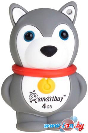 USB Flash Smart Buy 8GB Wild Hasky Dog (SB8GBDgr) в Могилёве
