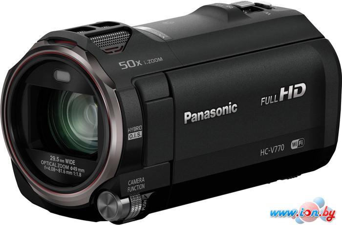 Видеокамера Panasonic HC-V770 в Могилёве