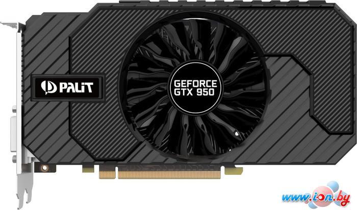 Видеокарта Palit GeForce GTX 950 StormX 2GB GDDR5 (NE5X95001041-2063F) в Могилёве