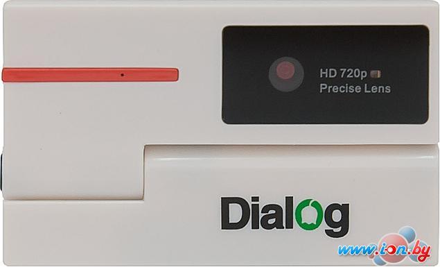 Web камера Dialog WC-51U White-Red в Могилёве