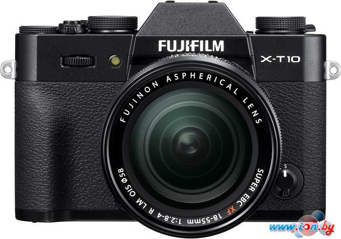 Фотоаппарат Fujifilm X-T10 Kit 18-55mm в Могилёве
