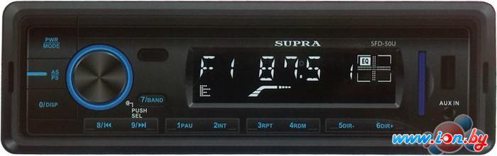 USB-магнитола Supra SFD-50U в Могилёве