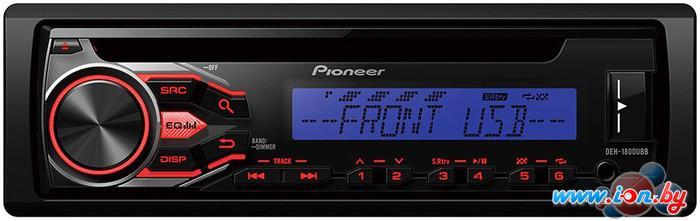 CD/MP3-магнитола Pioneer DEH-1800UBB в Могилёве