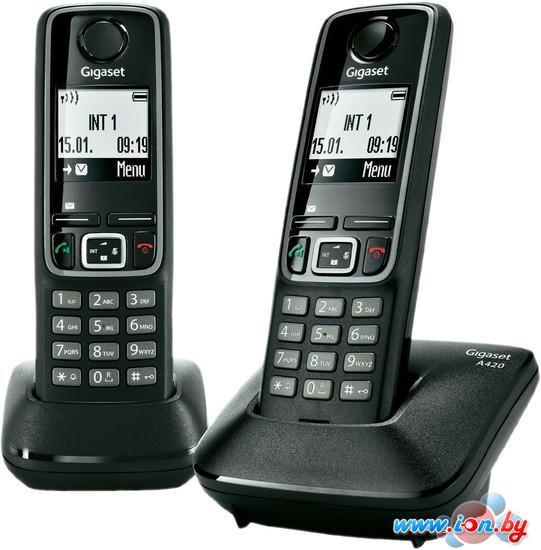 Радиотелефон Gigaset A420 Duo в Могилёве