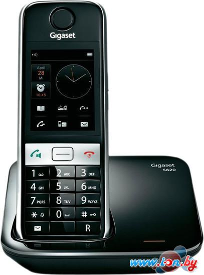 Радиотелефон Gigaset S820 в Могилёве