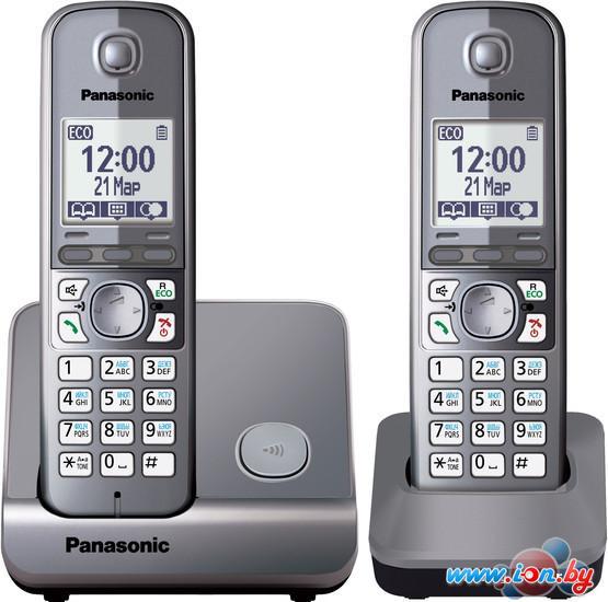 Радиотелефон Panasonic KX-TG6712 в Могилёве