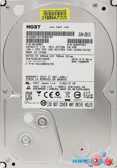 Жесткий диск Hitachi A7k2000 1 TB (HUA722010CLA630) в Могилёве