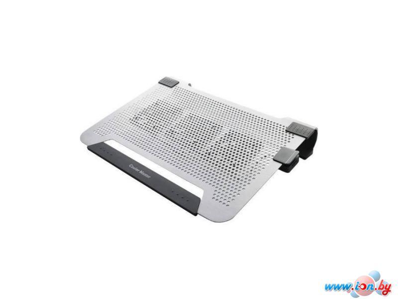 Подставка для ноутбука Cooler Master NotePal U3 Plus Silver (R9-NBC-U3PS-GP) в Могилёве