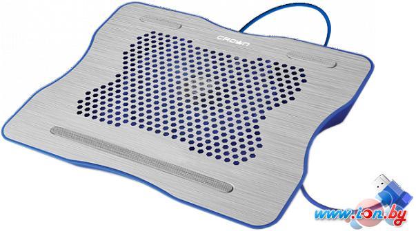 Подставка для ноутбука CrownMicro CMLC-1001 Blue в Могилёве
