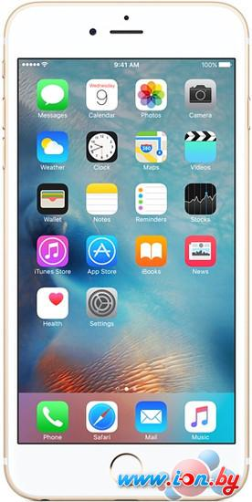 Смартфон Apple iPhone 6s Plus 16GB Gold в Могилёве