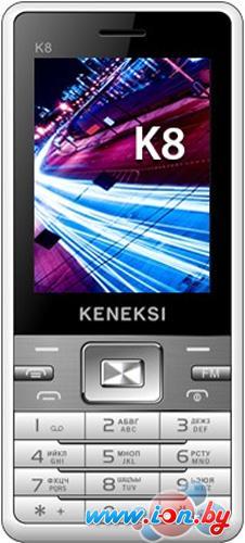 Мобильный телефон Keneksi K8 White в Могилёве