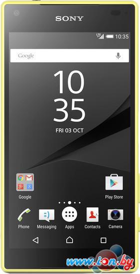 Смартфон Sony Xperia Z5 Compact Yellow в Могилёве