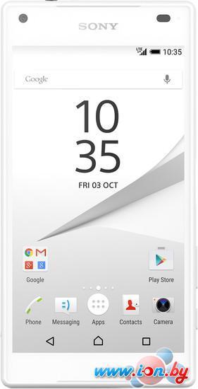 Смартфон Sony Xperia Z5 Compact White в Могилёве