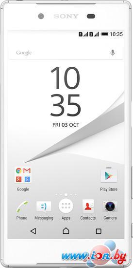 Смартфон Sony Xperia Z5 Dual White в Могилёве