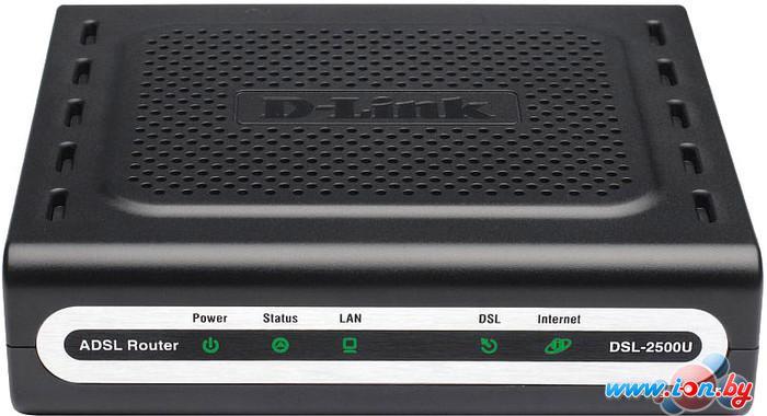 DSL-маршрутизатор D-Link DSL-2500U/BB/D4A в Могилёве