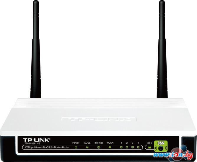 Беспроводной DSL-маршрутизатор TP-Link TD-W8961NB в Могилёве