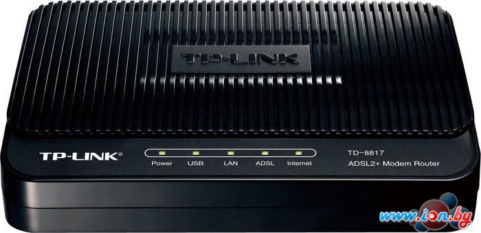 DSL-маршрутизатор TP-Link TD-8817 в Могилёве